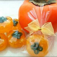 婚禮小物推薦到婚禮小物-柿柿如意手工皂(五入裝) 金光閃閃,貴氣滿分/甜點皂/節日禮品【棠逸手作皂 】