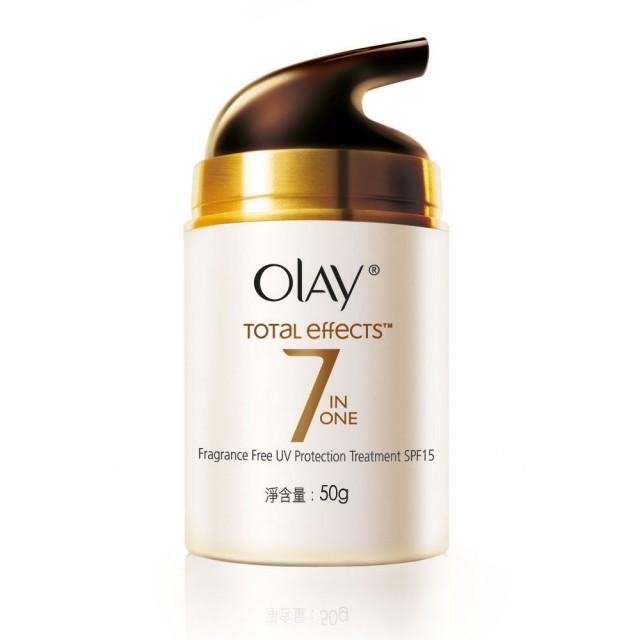【小資屋】OLAY歐蕾多元修護 日霜SPF15無香料配方 50g 效期:2020.1