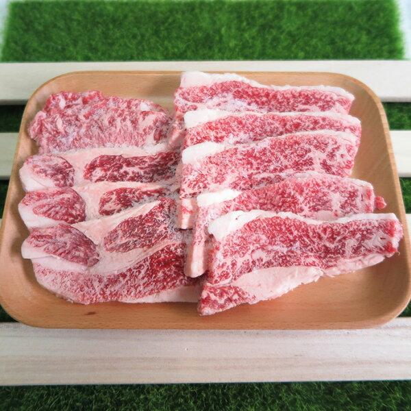 【璽富水產】日本近江姬和牛燒烤片200g±5%