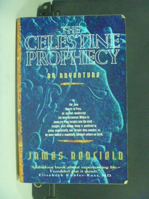 【書寶二手書T5/宗教_JOG】The Celestine Prophecy_James Redfield