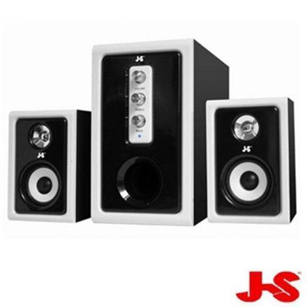 <br/><br/>  【JS淇譽電子】三件式 2.1聲道重低音(JY3013)<br/><br/>