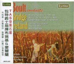 【停看聽音響唱片】【CD】包特爵士指揮布瑞基與愛爾蘭
