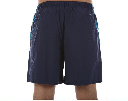 [陽光樂活=] Saucony 索康尼 男 慢跑短褲 Saucony - Run Lux III Short- 80979-MIDDWA