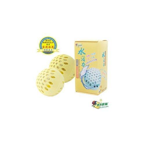 【新風尚潮流】銀立潔奈米銀絲Ag+活性抑菌除臭洗衣球-2入YU314