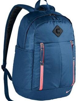 NIKE AURALUX 背包 後背包 雙肩 大容量 防潑水 48X33X18CM 藍【運動世界】BA5241-429