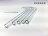 【BardShop環保小物】最美的琉璃吸管/環保創意透明玻璃吸管-彎/直/粗/細/尖頭款 4