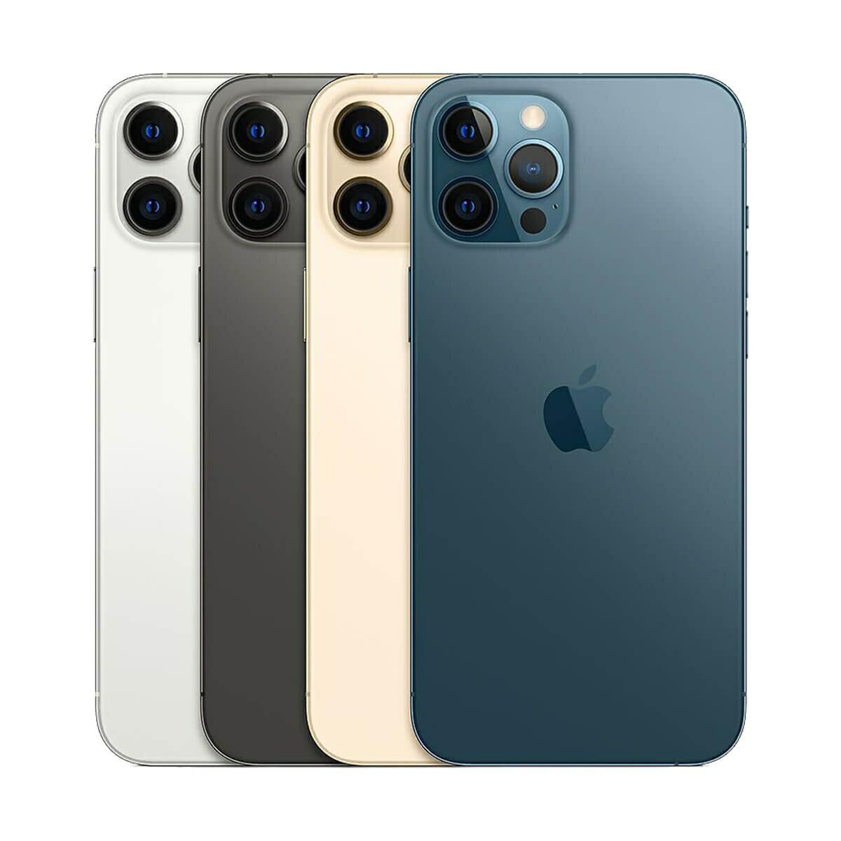 IPhone 12 Pro Max 256GB 全新未拆封 台灣公司貨 原廠保固一年