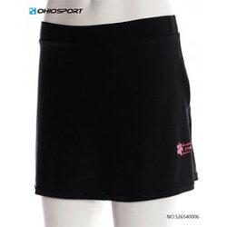 【登瑞體育】OHIOSPORT 女生專業版一片裙車褲_526540006