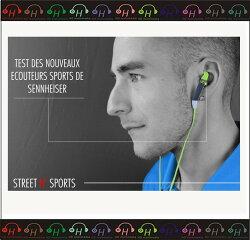 弘達影音多媒體 聲海SENNHEISER MX686G Sports 運動款防水耳機 Android