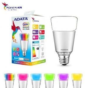 幸福空間推薦款★威剛 ADATA LED 7W 智慧型 RGB 藍芽 調光調色 燈泡★永旭照明RW2-LED-E27-7W-RGB