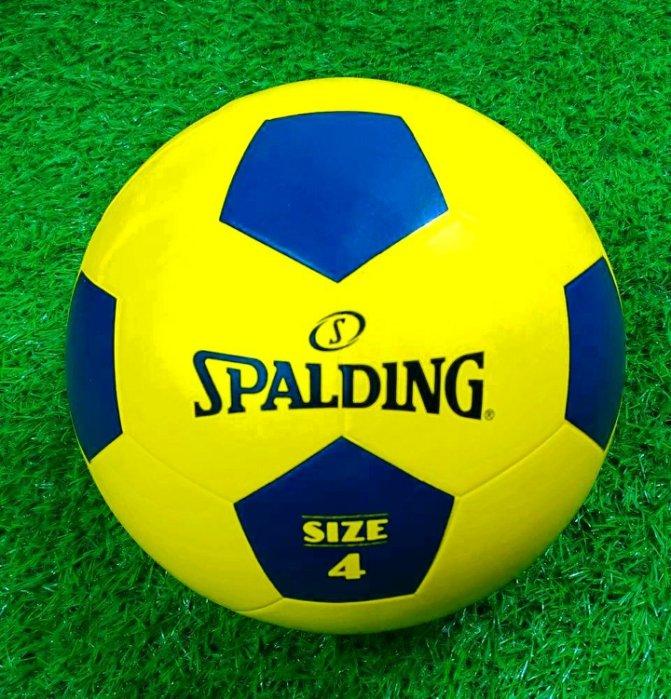 【H.Y SPORT】斯伯丁SPALDING 足球系列 SPBC4001 斯伯丁足球 4號(紅標特價)