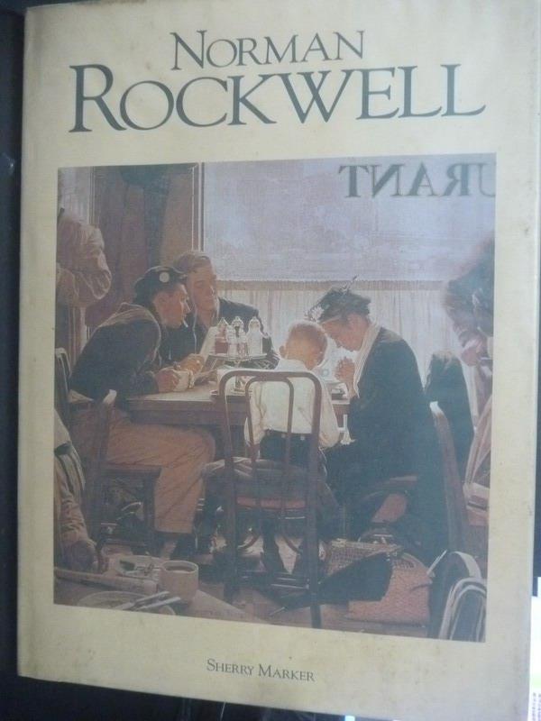 ~書寶 書T7/藝術_ZEA~Norman Rockwell_Rh Value Publi