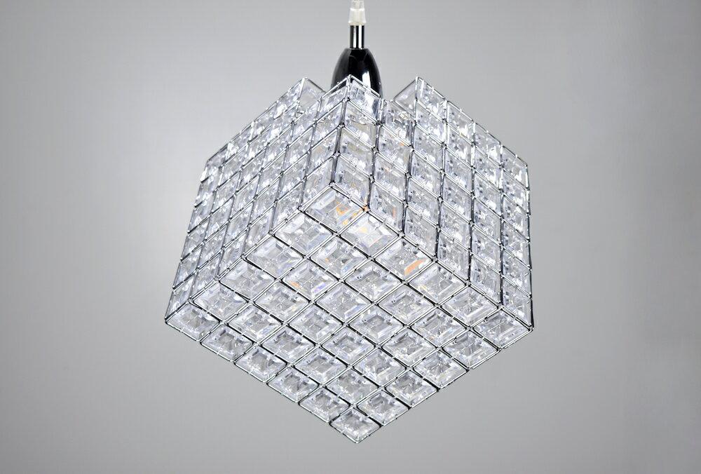 現代簡約菱形吊燈-BNL000105 1