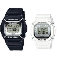 情人對錶推薦到CASIO G-SHOCK BABY-G/潮流尖端運動腕對錶/LOV-16B-1DR就在方采鐘錶推薦情人對錶