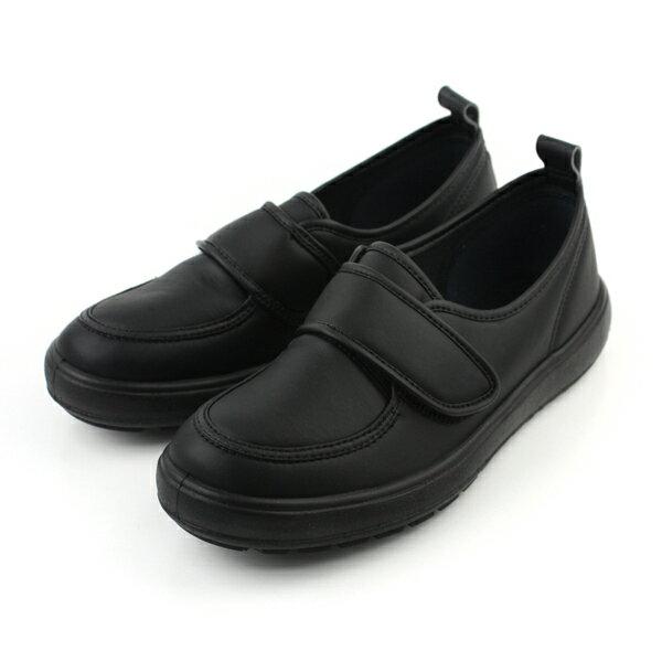 Moonstar 布鞋 黑 男女款 no027