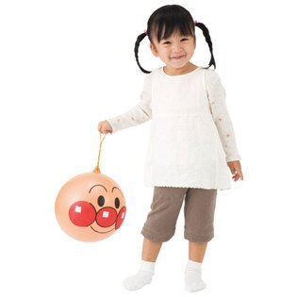 NOBA 不只是禮品:麵包超人充氣彈力球日本帶回正版品