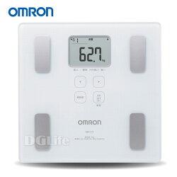 OMRON 歐姆龍 體脂計 HBF-217 白色 HBF217