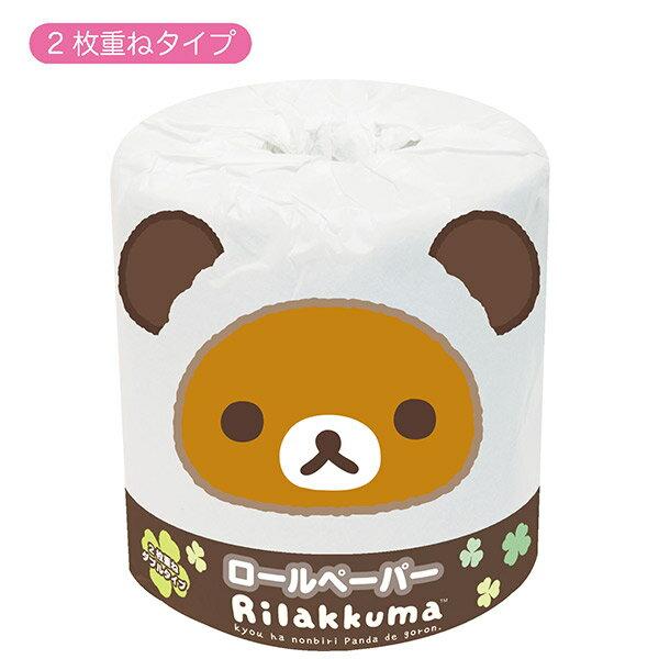 蜜多麗夢想本舖】日本 San-X 拉拉熊 捲筒衛生紙(熊貓款)
