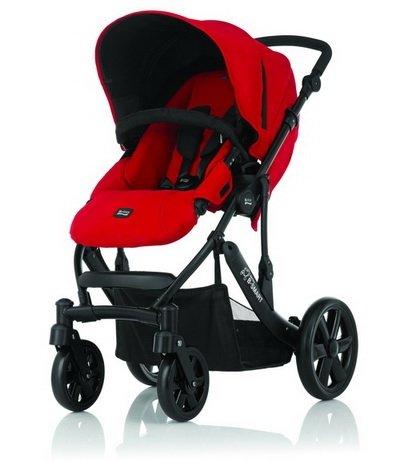 Britax - B-SMART 四輪雙向手推車 (紅) 加購Britax - Baby-Safe提籃享特價優惠! - 限時優惠好康折扣
