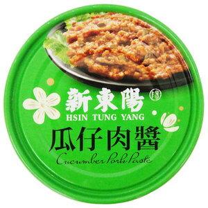 新東陽 瓜仔肉醬 160g