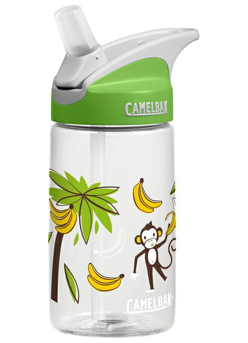 Camelbak 兒童水壺/吸管運動水瓶/吸管水瓶 eddy 400ml CB1274108040 頑皮猴子