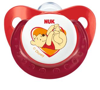 『121婦嬰用品館』NUK 迪士尼安睡型矽膠安撫奶嘴 - 初生 0