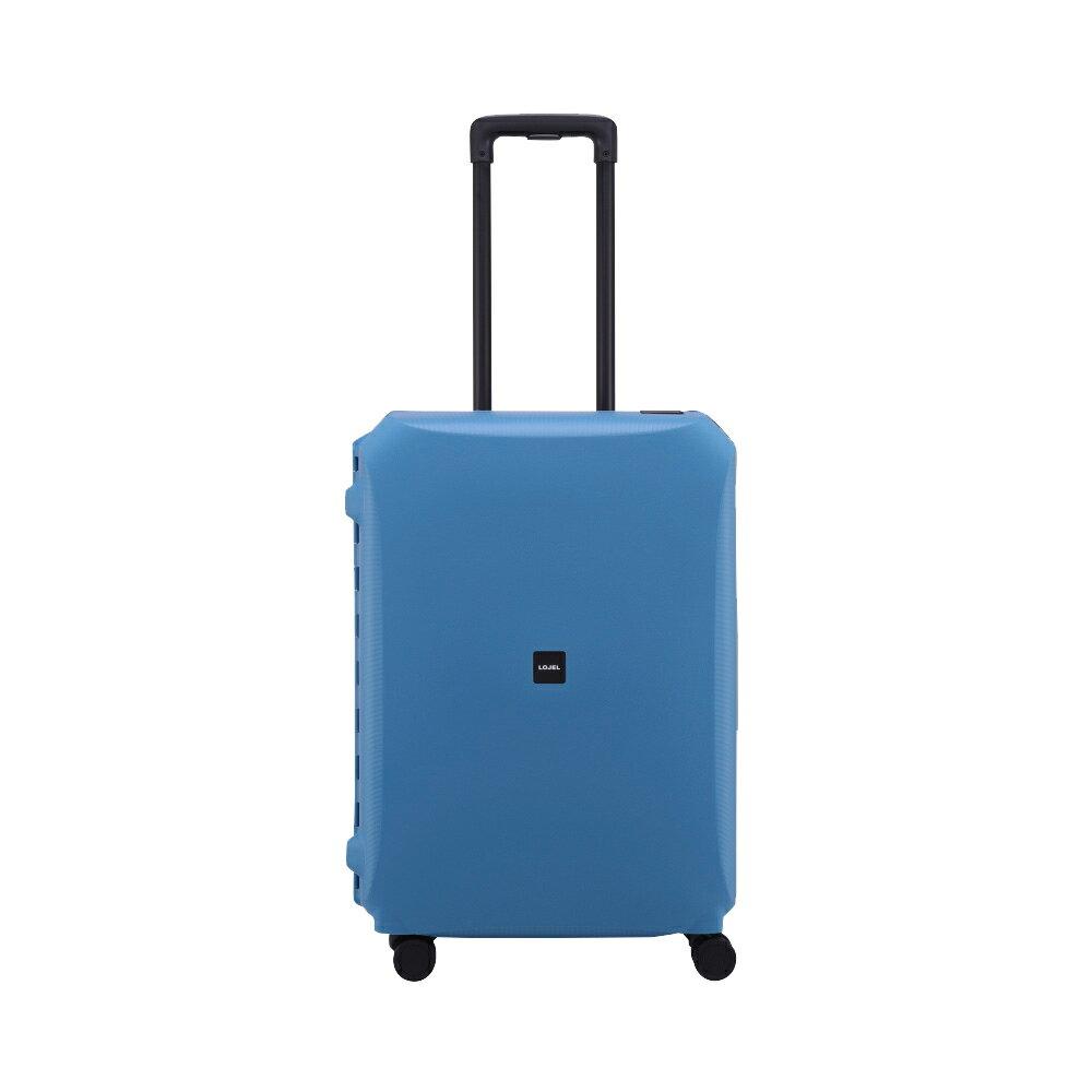 【LOJEL】26吋 VOJA 框架PP 行李箱  框架行李箱(PP12-藍色)【威奇包仔通】