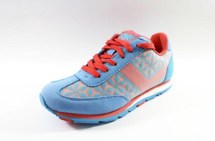 【陽光樂活】 PONY 女款 休閒運動鞋 51W1SO67BL 粉藍 BABY BLUE