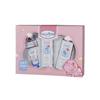 Baan 貝恩 - 嬰兒歡心禮盒 (4件組)
