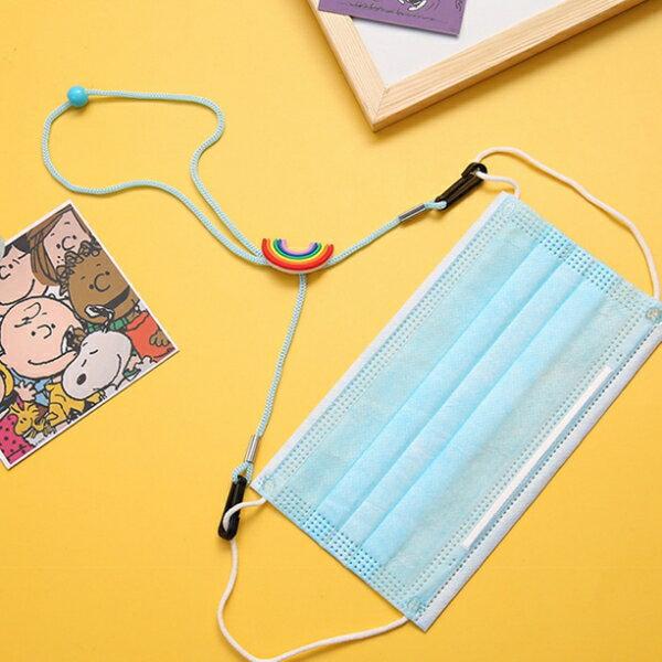 PS Mall【J187】可愛卡通兒童口罩掛繩 口罩繩 可調節