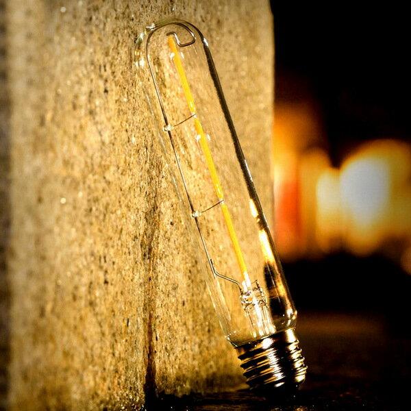 【威森家居】LED 長笛試管燈泡 T125 T185 T225 T300 復古仿鎢絲懷舊照明吸頂燈吊燈110v節能省電特價環保光源現貨 L171163