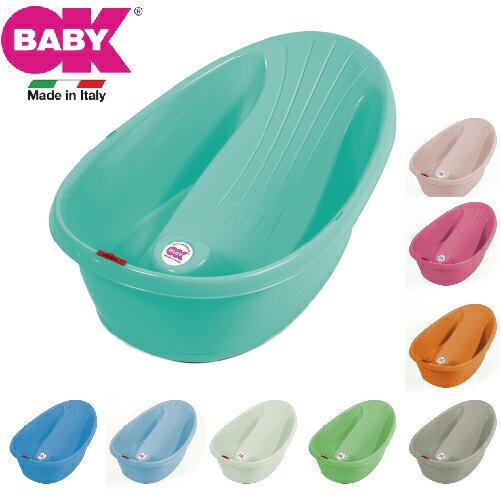 義大利~OKBABY~嬰兒浴盆  澡盆^(0~12月 ^)