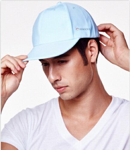 SUNSOUL/HOII/后益-棒球帽【基本款】 UPF50+ 藍光 【有機樂活購】