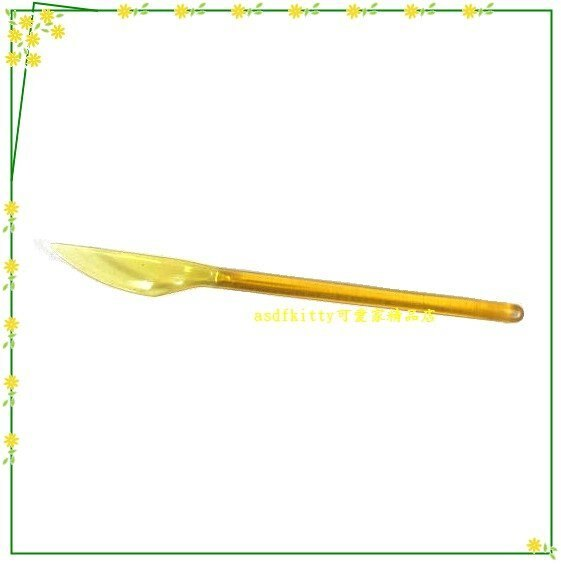 asdfkitty可愛家☆日本CAKELAND奶油刀/小餐刀-兒童可用.訓練幼童吃西餐-日本製