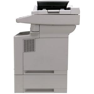 HP LaserJet M3035XS Laser Multifunction Printer - Monochrome - Plain Paper Print - Floor Standing - Copier/Fax/Printer/Scanner - 35 ppm Mono Print - 1200 x 1200 dpi Print - Automatic Duplex Print - 35 cpm Mono Copy - 1 x Input Tray 500 Sheet, 1 x Multipur 3