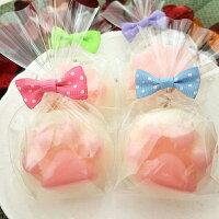 婚禮小物推薦到婚禮小物-粉嫩貓掌手工皂(一入裝)甜點皂/節日禮品【棠逸手作皂 】
