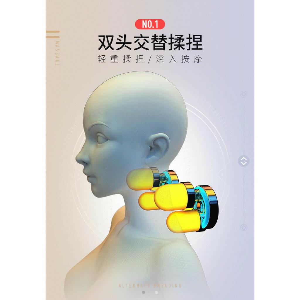 全自動小型電動按摩椅家用全身按摩墊腰部背部頸椎按摩器老人椅子 6
