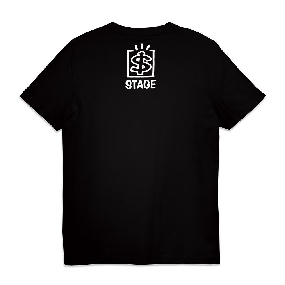 STAGEONE TALENT BOX TEE 黑色 / 粉紅色 兩色 7