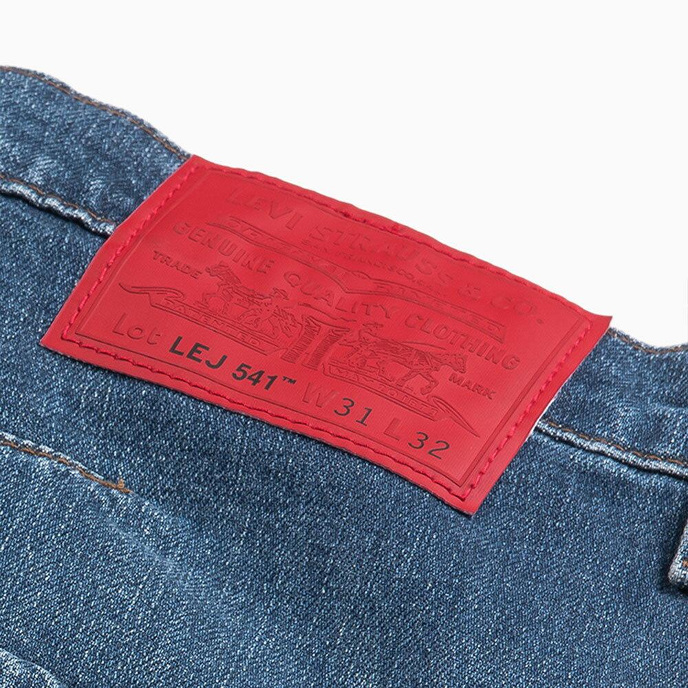 Levis 男款 上寬下窄  /  541低腰寬鬆牛仔褲  /  LEJ 3D褲  /  復古水洗 9