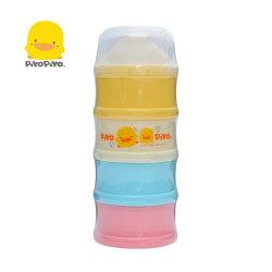 Piyo Piyo黃色小鴨 - 彩色特大四層奶粉盒