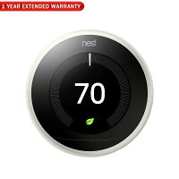 Deals on Nest Learning Thermostat 3rd Generation + $31 Rakuten Cash