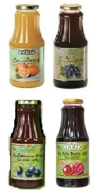 清淨生活 POLZ 有機紅葡萄汁/純甜菜汁/柳橙汁/黑醋栗汁 1000ml/瓶 德國原裝