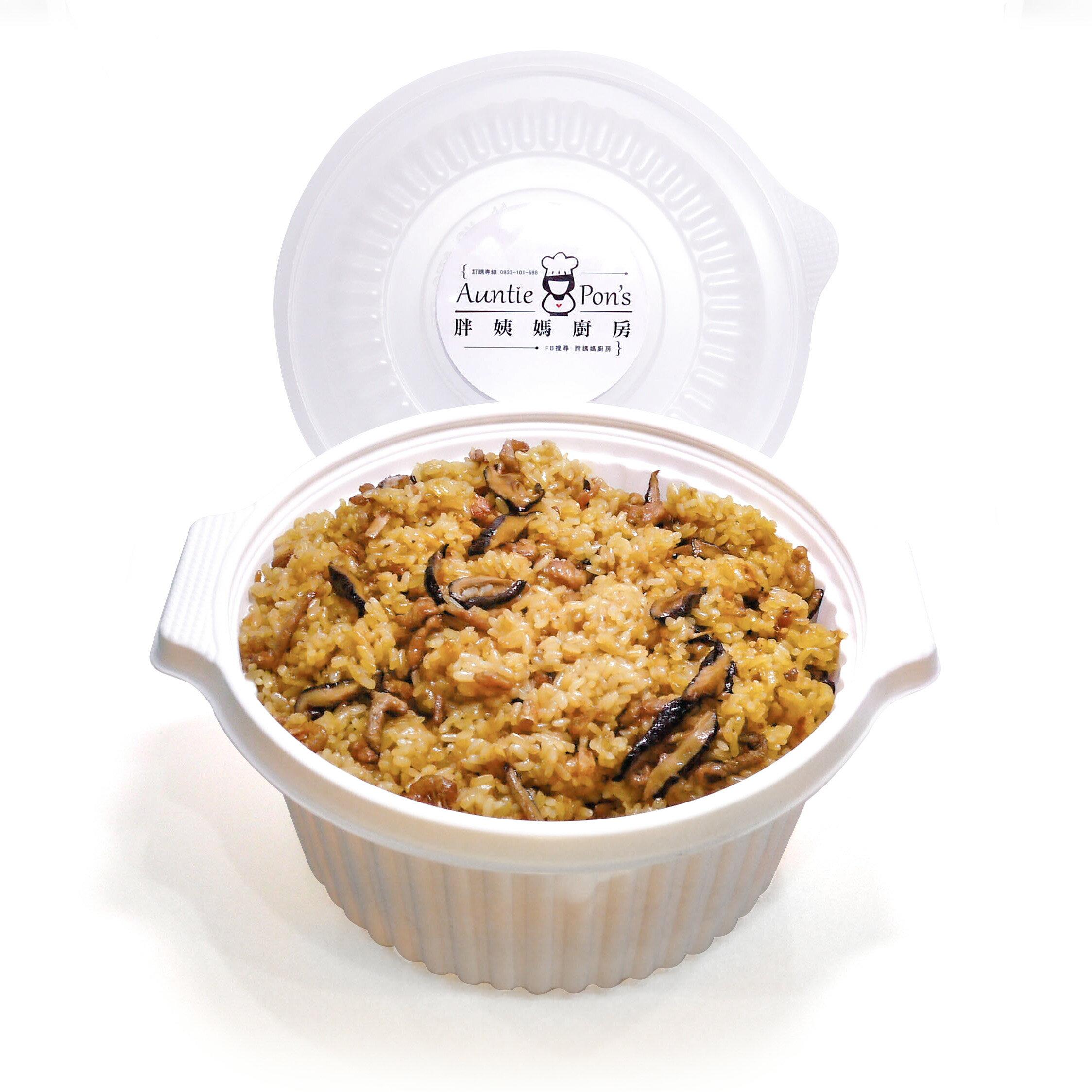 <br/><br/> [胖姨媽廚房] 招牌手工彌月油飯分享盒_十斤<br/><br/>