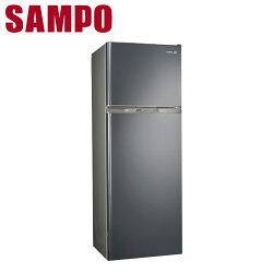 【SAMPO聲寶】250公升變頻雙門冰箱SR-A25D (S3)【三井3C】