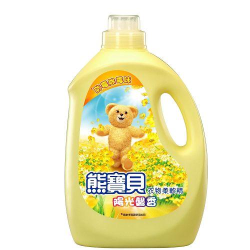 白蘭陽光馨香超濃縮洗衣精補充包1.6kg【愛買】