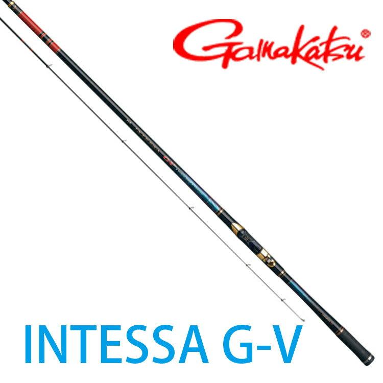 漁拓釣具 GAMAKATSU INTESSA G-V