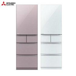 MITSUBISHI 三菱 455公升 五門 變頻 冰箱 MR-BC46Z  水晶白/水晶粉