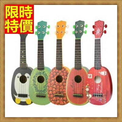 烏克麗麗  ukulele-21吋椴木合板可愛夏威夷吉他四弦琴弦樂器5色69x36【獨家進口】【米蘭精品】