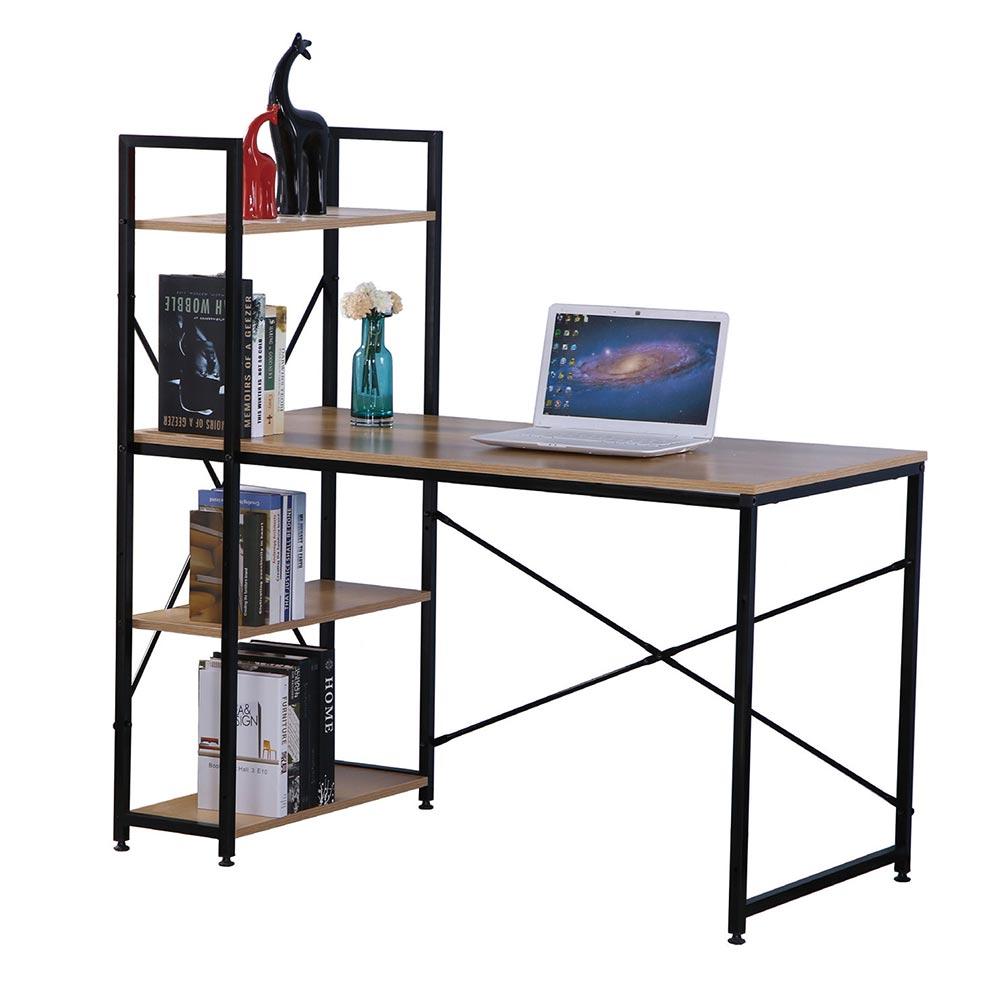 艾美本色黑腳4尺書桌/H&D東稻家居-618購物節