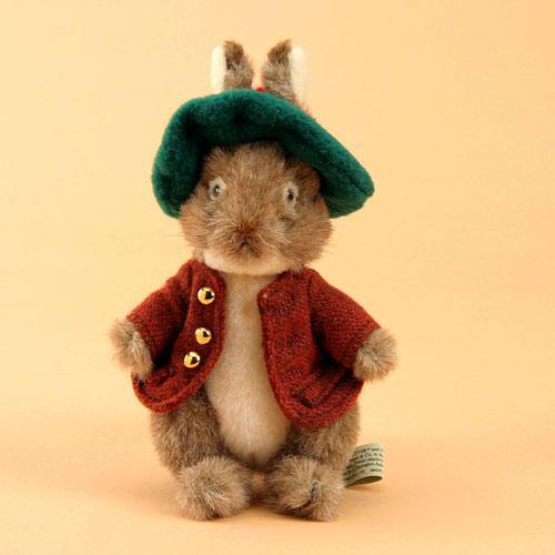 日本代購預購 比得兔 彼得兔 Peter Rabbit 小玩偶小娃娃 SS號 15cm 488-076